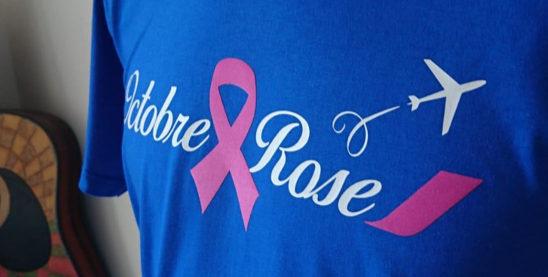 October Rosa, un mes de movilización global en la lucha contra el cáncer de mama.