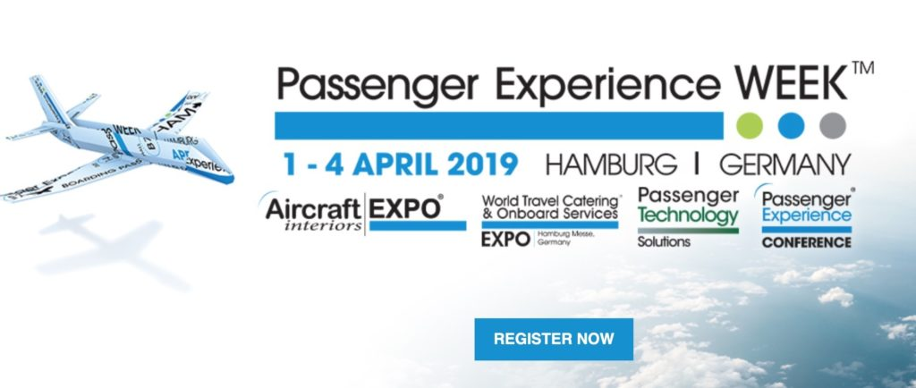 L'association au World Travel Catering & Onboard Services Expo à Hambourg