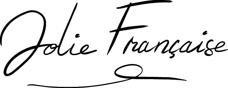 Jolie Française, uma nova marca de cosméticos naturais fabricada na França, criada por uma ex-aeromoça